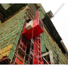 Elevador de la construcción SC200 del alzamiento del edificio de la construcción