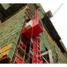 SC200 construction elevator of construction building hoist