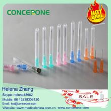 Chine Bonne qualité aiguille jetable de seringue avec l'OIN et le CE