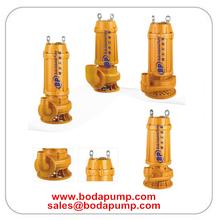 Boa qualidade submersível Non-obstrução de bomba de esgoto