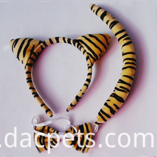 tiger shape hairband