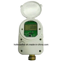 Prepaid Ultrasonic Water Meter