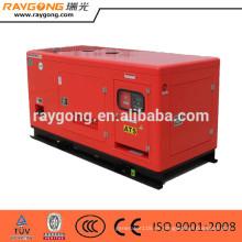 Generador eléctrico insonoro del generador de poder diesel de 48kW 60kVA