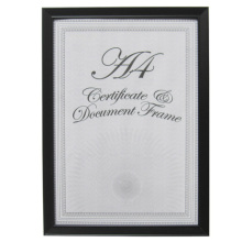 Promotional A4 Plastic Document Frame