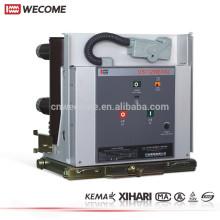 KEMA certifié moyenne tension 11kV disjoncteur sous vide