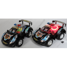 Light up Police Car Toy Candy (130505)
