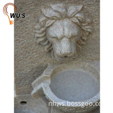 Hot selling factory supply outdoor large water fountain