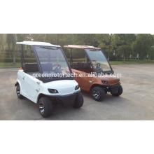 Preiswerter Einsitzer elektrischer Golfwagen mit 3kw Motor