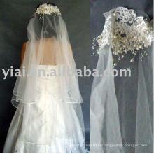 ¡Velo nupcial de moda de la boda de la cubierta! ! ! AN2106