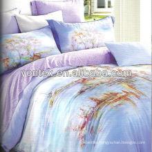 100% cotton luxury bedding