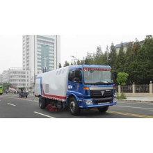 FOTON 4x2 HLQ5163TSLBairport Laufbahn Kehrmaschine LKW preiswerter Preis gute Qualität heißer Verkauf für Verkauf