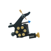 8 Wrap Dual Coil Tattoo Gun for Shader and Liner