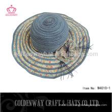 Gros chapeaux de soleil souples larges larges