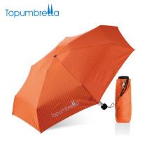 Shenzhen hot sale promotion 5 folding bag umbrella