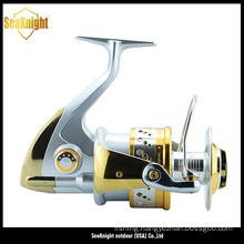 Finished by All Aluminium-alloy CNC Spinning Fishing Reel