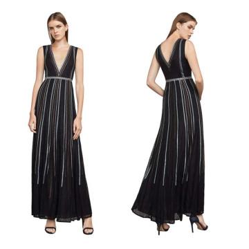 Floor-Length Hemline Veira Floral Lace Gown