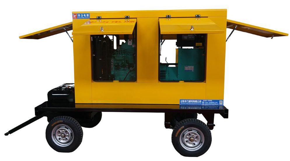 Diesel Engine Generator Price