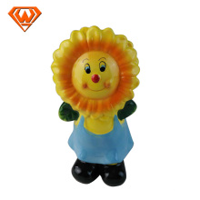 Sunflower type ceramic humidifier
