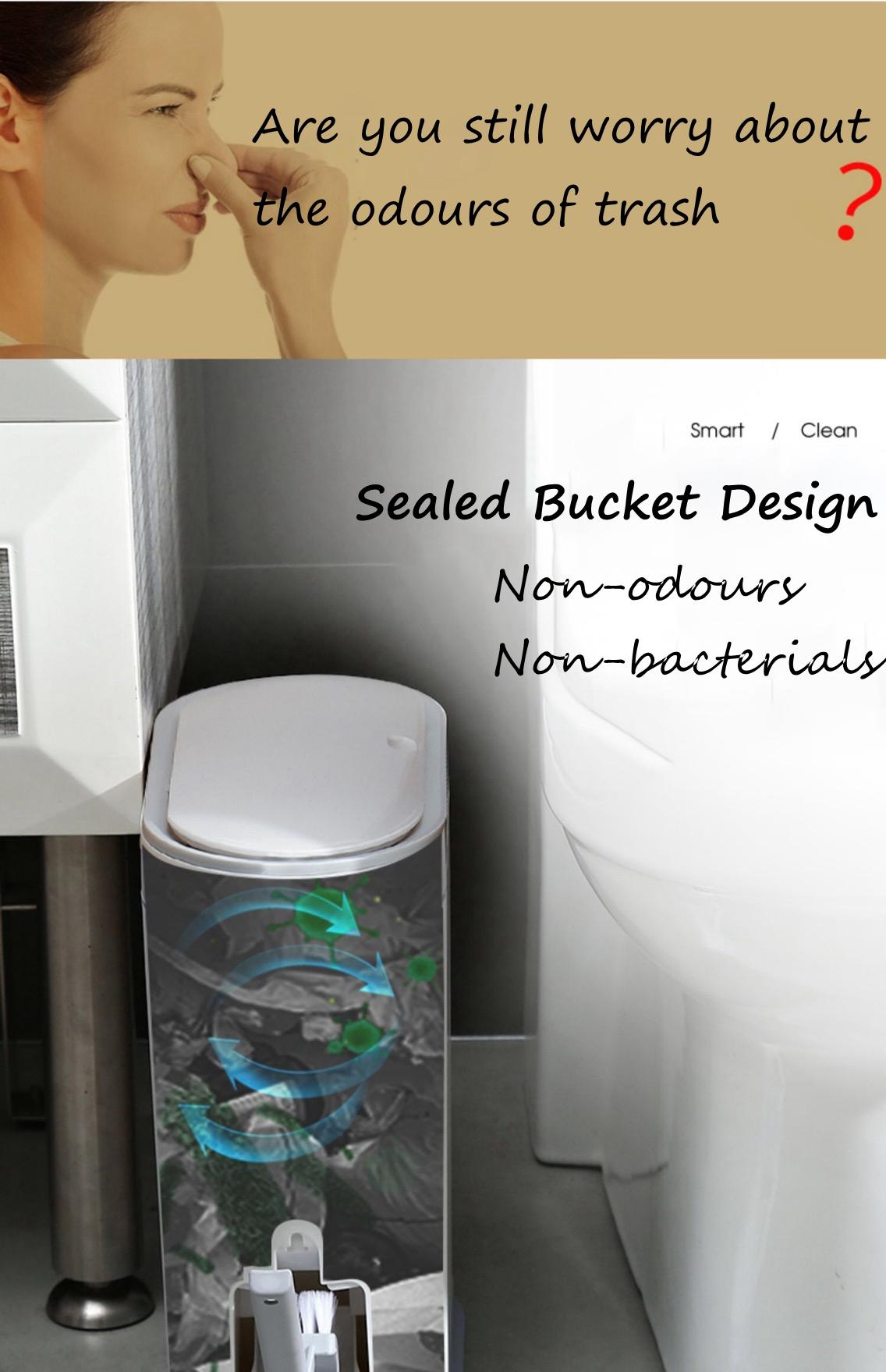 Sealed Compost Bin