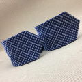 Perfect Knot Handmade Jacquard Woven Custom Made 100% Silk Tie
