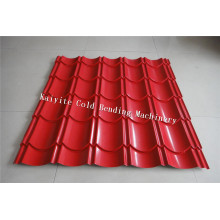 Glazed Roof Panle Roll Forming Machinery