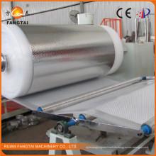 Máquina compuesta de la fabricación de la película de la burbuja del polietileno