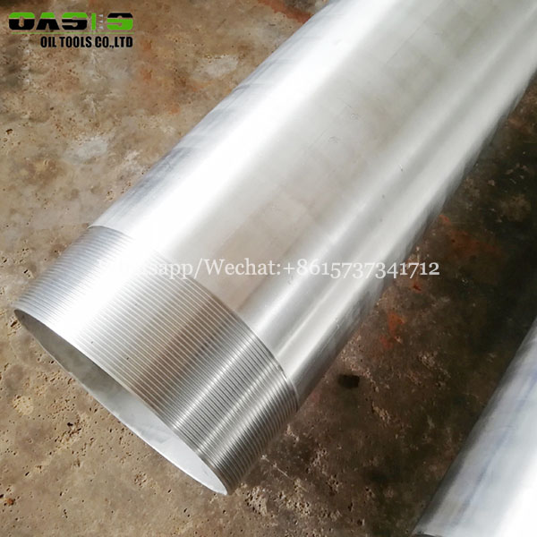 Stainless Steel Casing Tube 2