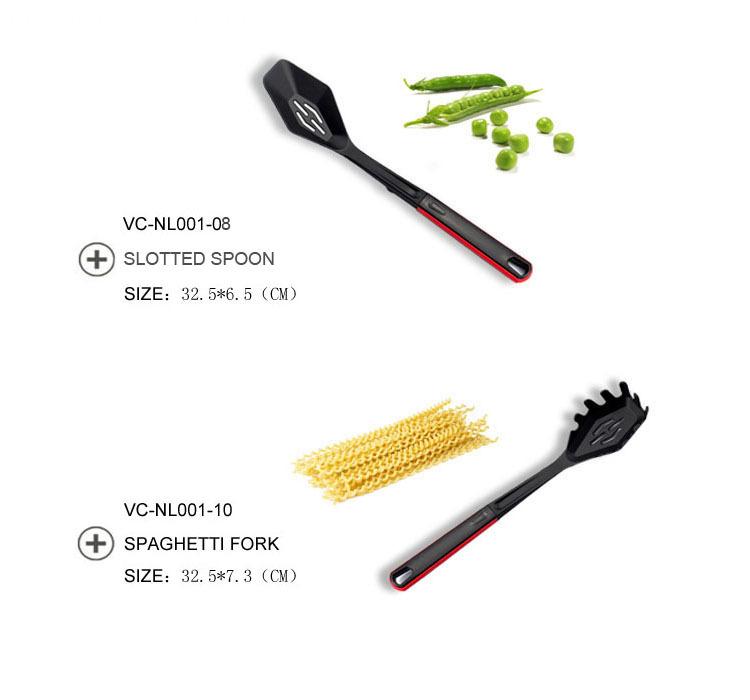Nylon kitchen tools set