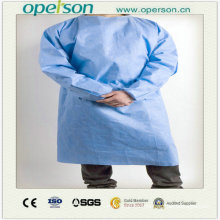 Disposable Nonwoven/SMS Surgical Gown with Different Size