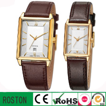 Square Leather Watch New Trendy Watch