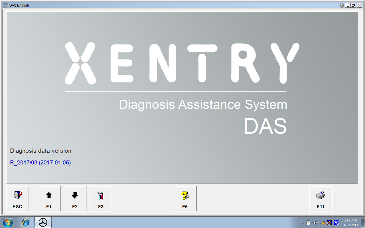 Xentry Das HDD Software