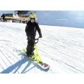 Custom Professional Kids Ski Snow Scooter