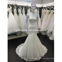 Custom Made Sweetheart Mermaid Cheap Wedding Dress Alibaba Tulle Bridal Dresses Wedding Dresses 2015 Made In China