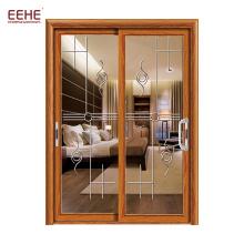 Алюминиевая дверь Эфиопия с новым покрытием