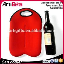 2016 Promotion neoprene wine bottle cooler