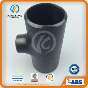 ASME B16.9 Butt Welding Fittings Reducing Tee Kt0330)