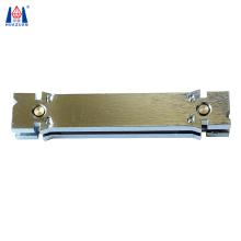 Diamond core drill bit segment retipping brazing magnet magnetic welding holder