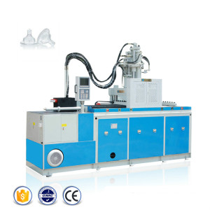 Silicone Bracelet Injection Making Machine Với Slipform