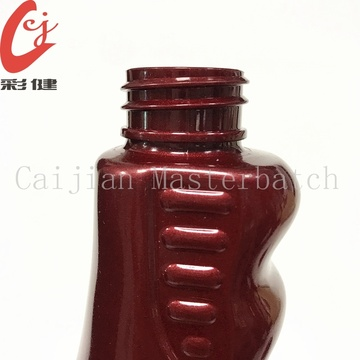 Red Free Painting Color Masterbatch Granules