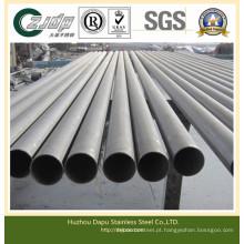 AISI 316 304 Tubo sem costura de aço inoxidável