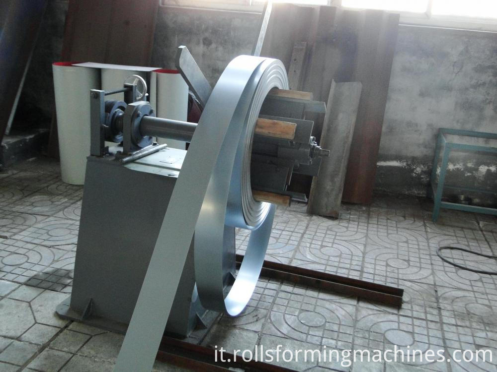 furring channel making mill