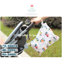 Organizador de alta calidad Bolsa de mami Bolsa de pañales para bebé que cuelga al por mayor