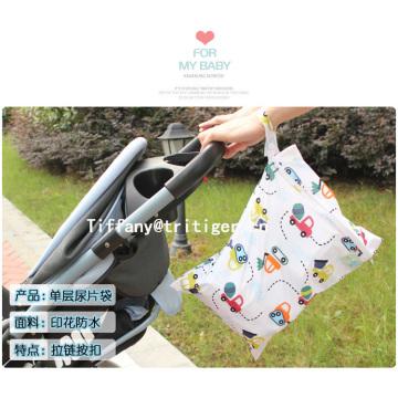 Alta qualidade Organizer Mommy Bag Atacado pendurado Baby Diaper Bag