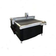 CNC knife cutting machine with vibration knife