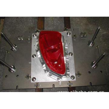 Auto lamp plastic injection mold