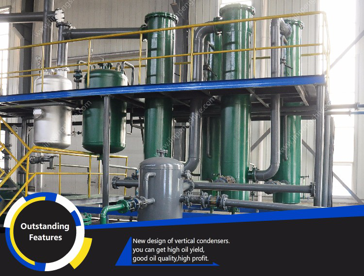 waste garbage recycling machine line