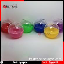Plastic Toy Capsule for Vending Machines (Empty Capsule-85)