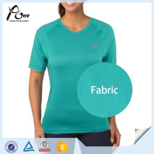 Quick Dry Sports Clothing Womens T-Shirts Sports Wear