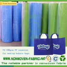 Pp. Umweltfreundliches nicht Gewebe für Beutel