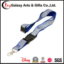 Double Breakway Personalized Refelective Lanyards Personalizados